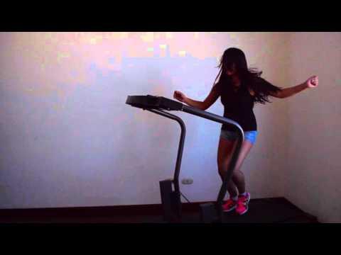 Pa que retozen - tego calderon (Treadmill Dance by Mariana)