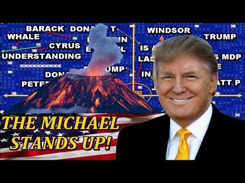 IMPORTANT DONALD TRUMP TIMELINE, THE BIG E PROPHECY, KIM CLEMENT, LASSEN ERUPTION AND BIBLE CODES!