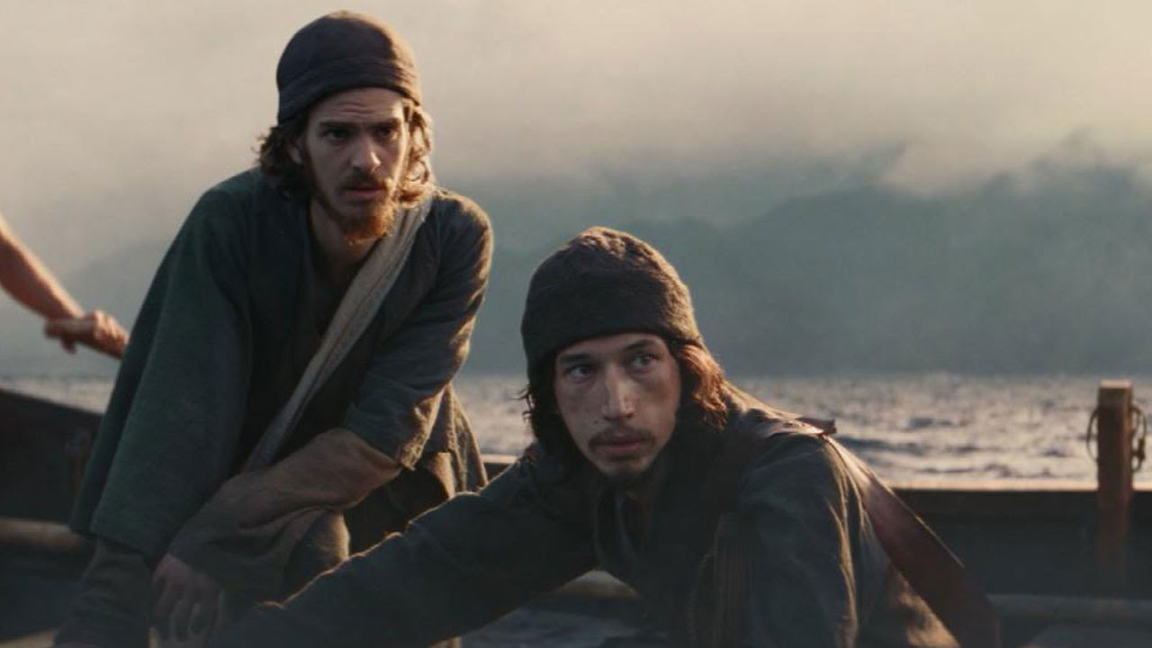 EXCLUSIVE: Andrew Garfield and Adam Driver Break Down Their Extreme Weight  Loss for 'Silence' - YouTube