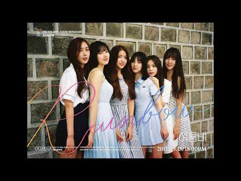 GFRIEND (여자친구) - Summer Rain (여름비) MP3/FULL AUDIO [Rainbow - 5th Mini Album Repackage]