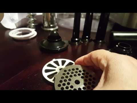 Magic Mill Meat Grinder and Juicer
