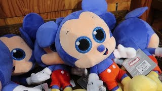 Shopping At Disney Outlet Character Warehouse On A Holiday! | Lots Of Things Under $10!