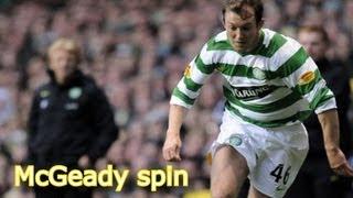 Как сделать Mcgeady spin в FIFA 13