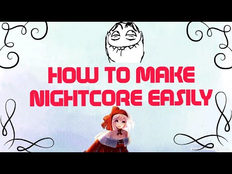 How To Make Nightcore On Android 2018 ( LEGIT )