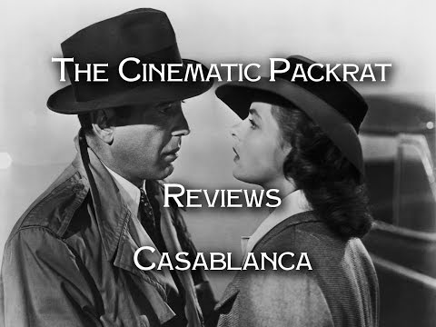 And the Oscar Goes to...Casablanca