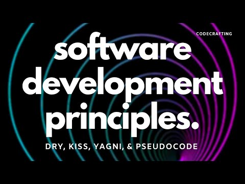 software-development-principles---dry,-kiss,-&-yagni---#09