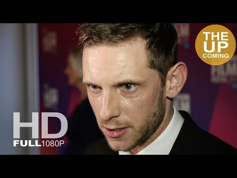 Jamie Bell interview at 6 Days premiere for London Film Festival