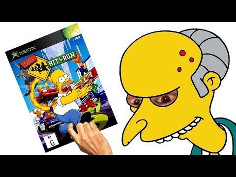 The Simpsons Hit \u0026 Run Retrospective Review | Minimme