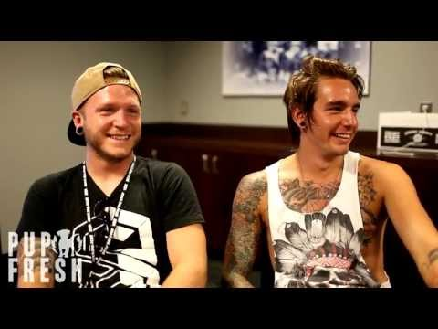 10 Favorite Things with We Came As Romans (Captain Cannon Interview)