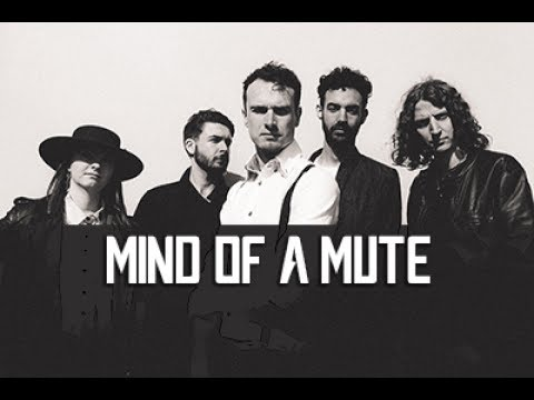 Mind Of A Mute - Aaron Buchanan And The Cult Classics