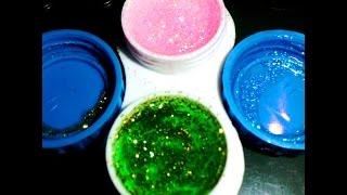 DIY Como Hacer Gel Para el Cabello y Gel para el Cabello Escarchado Rápido GlitterGlam Thumbnail