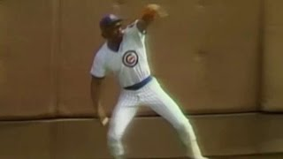 MON@CHC: Dawson throws out Webster trying for third