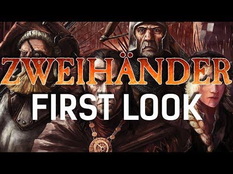 Zweihänder RPG - First Look