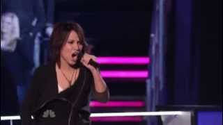 The Voice Season 01: Battle Round Niki Dawson vs. Vicci Martinez - Perfect