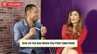 Lovi Poe reveals age she first saw porn | Silly Questions | PEP Challenge