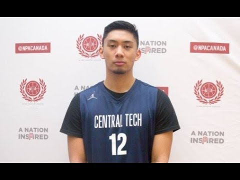 Ateneo commit Fil-Canadian Matthew Daves Highlights (VIDEO)