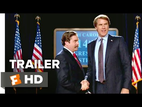 The Campaign Official Trailer #1 (2012) Will Ferrell, Zach Galifianakis Movie HD