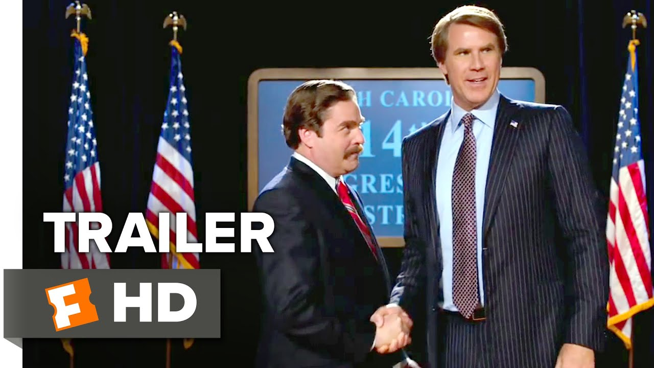 Download The Campaign Official Trailer #1 (2012) Will Ferrell, Zach Galifianakis Movie HD