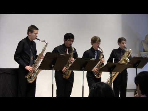 Glaschu Quartet at Lyceum