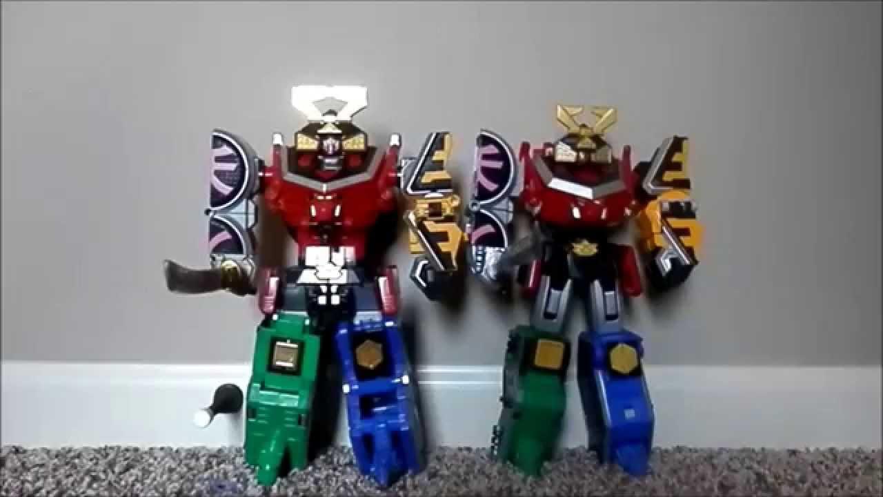 power rangers samurai toys megazord youtube autos post