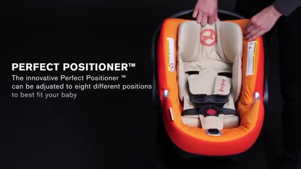 Cybex Aton Q Infant Car Seat Us Youtube