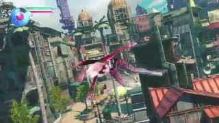Gravity Rush 2 - Trailer #PlayStationPGW