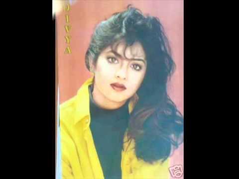 Divya Bharti - Best Rare Pics - YouTube.flv