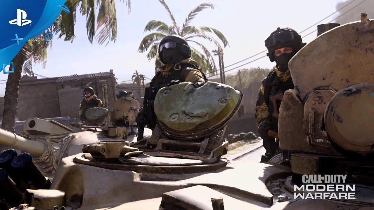 『Call of Duty®: Modern Warfare® 』マルチプレイヤー公開トレーラー CORE 30秒を見る
