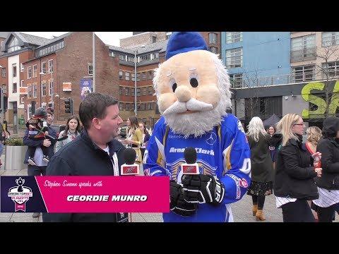 Geordie Munro interview