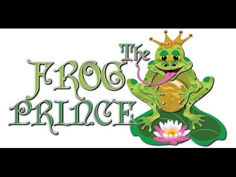 Сказка на английском языке Принц лягушонок. A fairy tale The Frog Prince