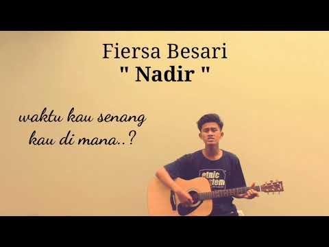 FIERSA BESARI-NADIR|Cover By Yusama