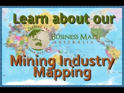 Mining Mapping Video