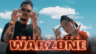 "1MILL - ""WARZONE"" FT. FIIXD (OFFICIAL MV)"