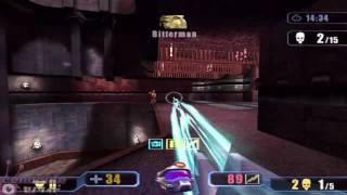 Quake III: Revolution (PS2, NTSC-J) - Campaign Mode - Part 5 | HD