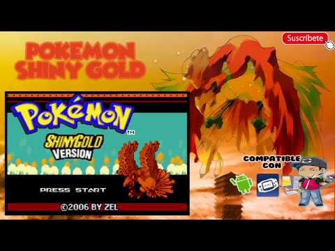 pokemon shiny gold rom apk