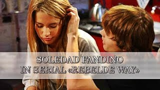 Consuelo and acuteness Marissa/Rebelde Way[2 season 98 serie]