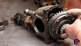 Subaru R180  Differential Rebuild