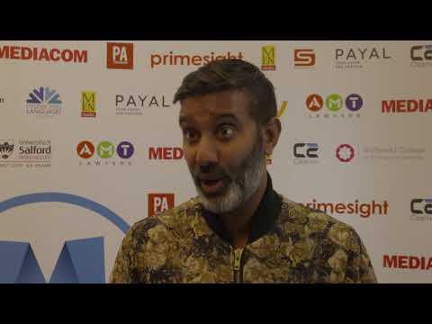 Nihal - Radio Presenter of the Year - Asian Media Awards 2017