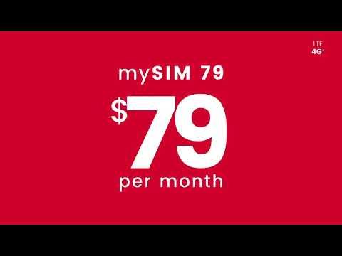 My SIM | Postpaid Plans