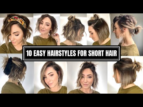 10-easy-hairstyles-for-short-hair