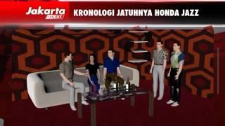 Ini dia kronologi mobil terjun di detos - Jakarta Today 03/03