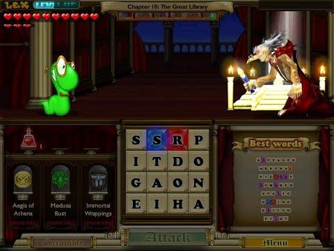 Bookworm Adventures Deluxe: Final Boss Battle