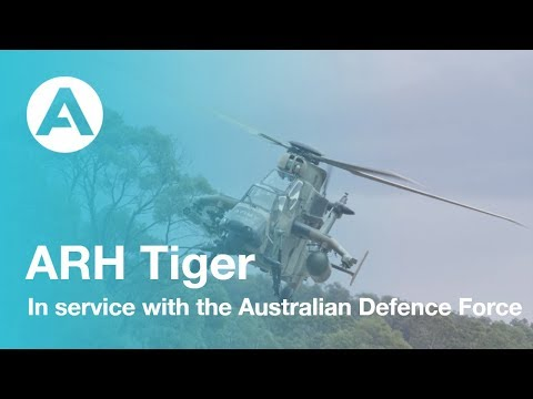 ARH Tiger in service with the Australian Defence Force