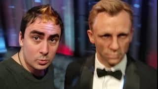 The Daniel Craig 007 Wax Figure In Las Vegas Is Very Realistic