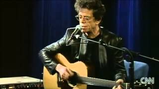 Lou Reed - Dirty Blvd. (Acoustic Live)