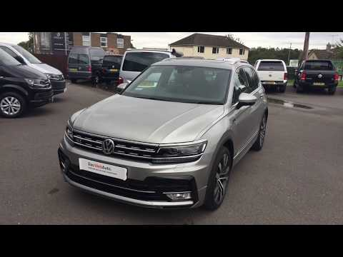 66 Plate VW Tiguan for sale | £22,399 | Wrexham Volkswagen
