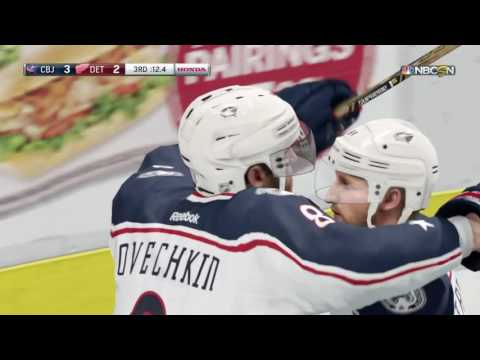 NHL 17 Goals/Dekes Compilation
