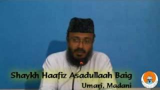 Awesome urdu taqreer/lecture:Day of Resurrection [Hashar ke haalaath]...Asadullah baig