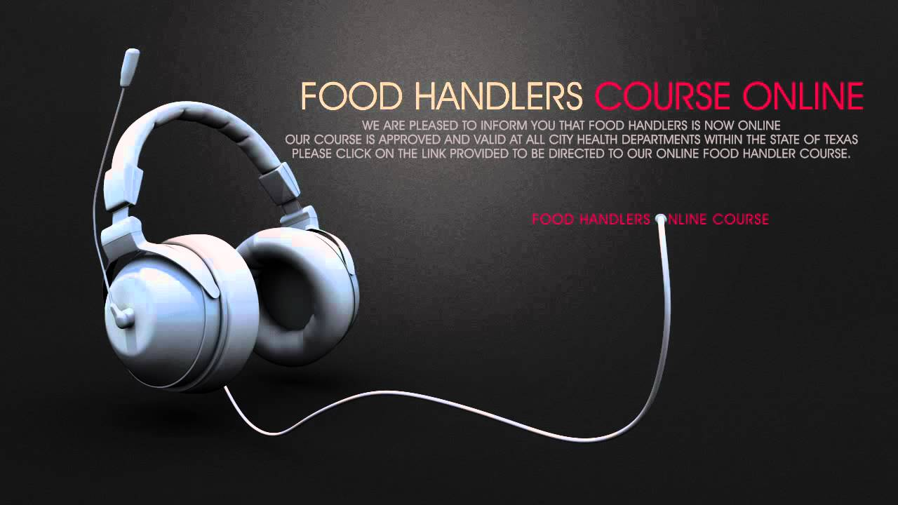 Food Handlers & TABC Certification - YouTube