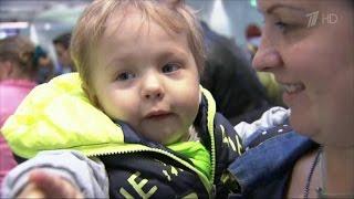 Благодаря зрителям Первого канала помощь получили 3263 тяжелобольных ребенка.